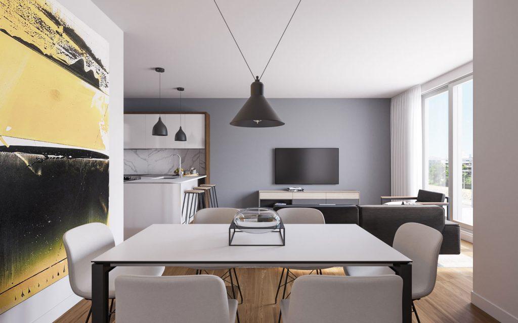 Condo 2 Chambres de luxe a louer à Ahuntsic-Cartierville a Voltige - Photo 08 - TrouveUnAppart – L302637