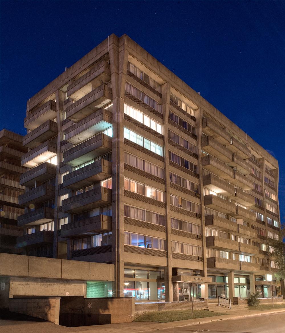 Appartement 2 Chambres a louer à Côte-Saint-Luc a 5505 Cavendish - Photo 04 - TrouveUnAppart – L9518
