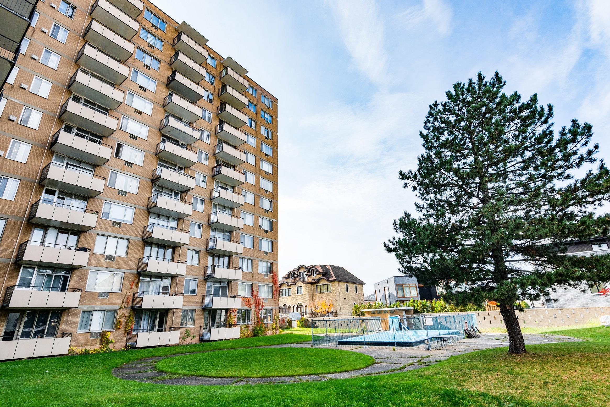 Appartement 1 Chambre a louer à Côte-Saint-Luc a Kildare House - Photo 05 - TrouveUnAppart – L2073