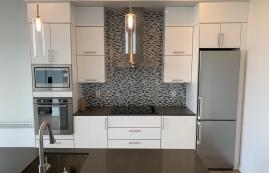 Condo 1 Chambre de luxe a louer à Montréal (Centre-Ville) a Le Rubic - Photo 01 - TrouveUnAppart – L405206
