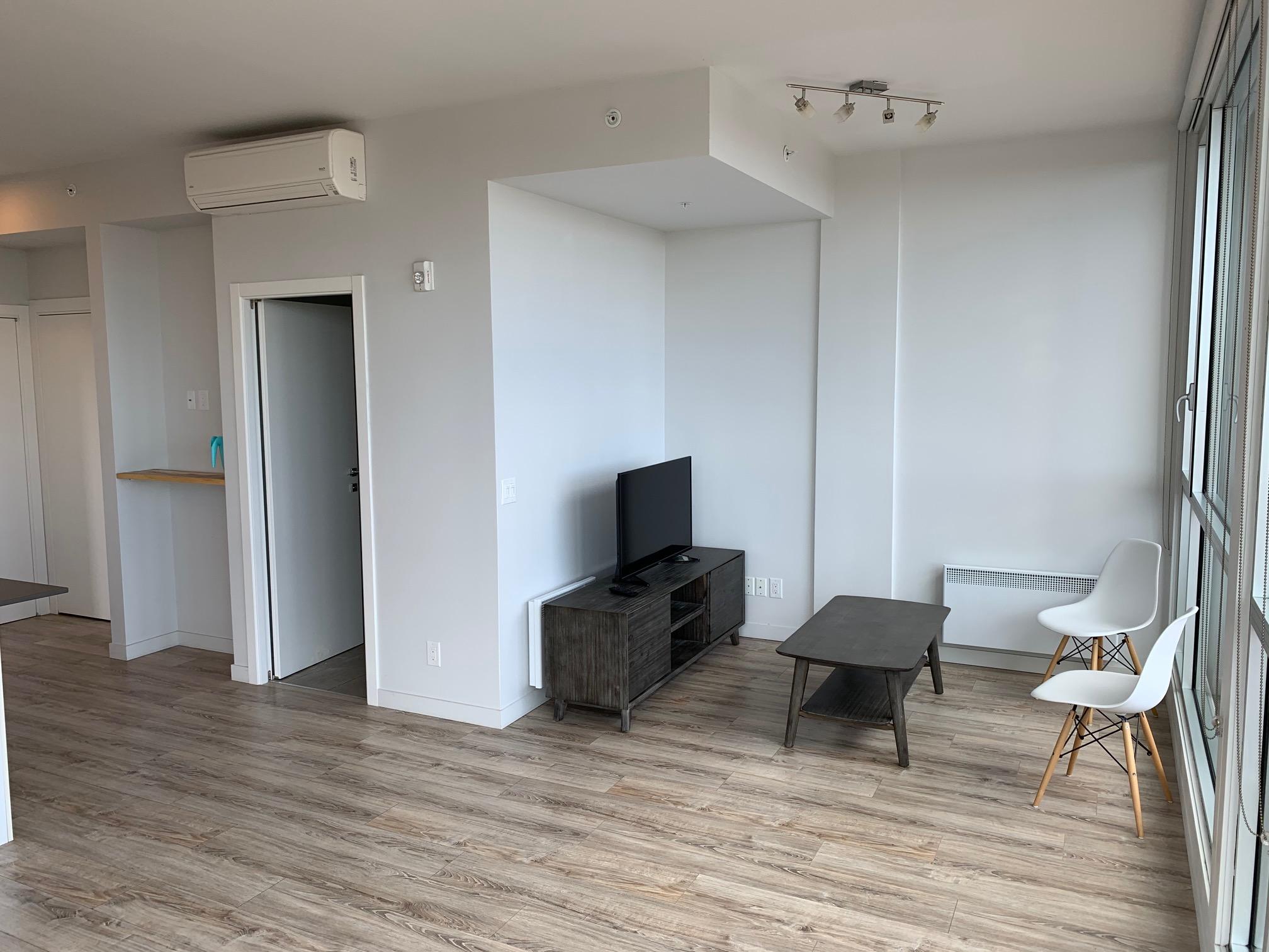 Condo 1 Chambre de luxe a louer à Montréal (Centre-Ville) a Le Rubic - Photo 04 - TrouveUnAppart – L405206