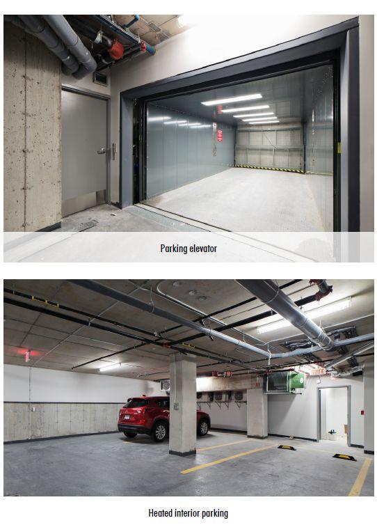 Condo 1 Chambre de luxe a louer à Montréal (Centre-Ville) a Le Rubic - Photo 12 - TrouveUnAppart – L405206