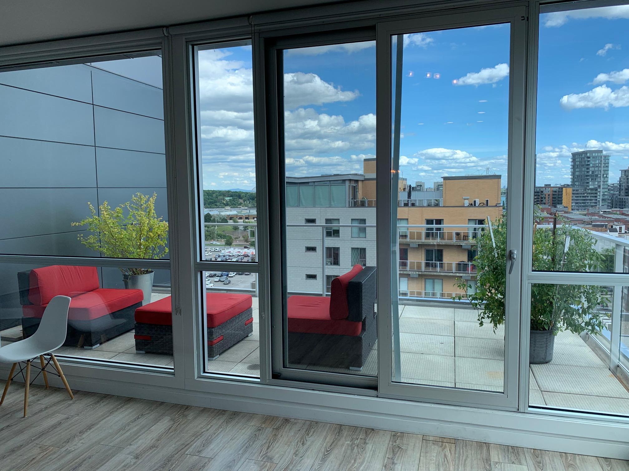 Condo 1 Chambre de luxe a louer à Montréal (Centre-Ville) a Le Rubic - Photo 05 - TrouveUnAppart – L405206