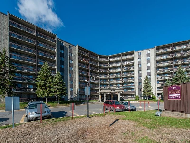 Appartement 1 Chambre a louer à Laval a Les Habitations du Souvenir - Photo 08 - TrouveUnAppart – L4967