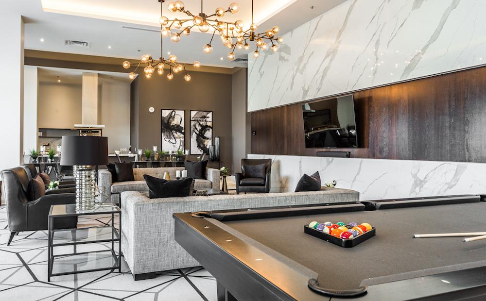 Condo 1 Chambre de luxe a louer à Laval a Collection Equinoxe - St-Elzear - Photo 04 - TrouveUnAppart – L199897
